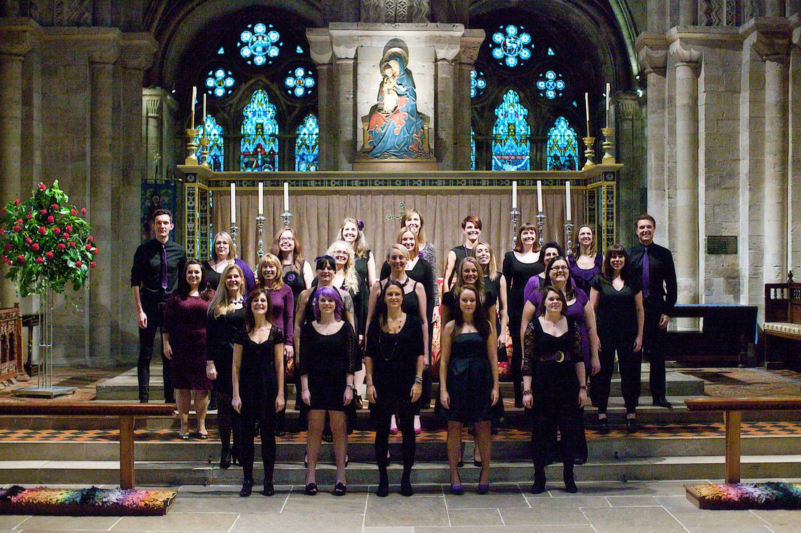 book-choir-for-my-wedding